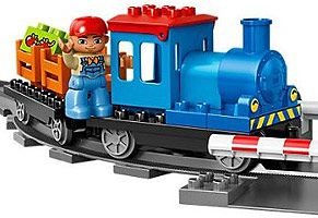 Video Review for LEGO DUPLO Push Train (10810)