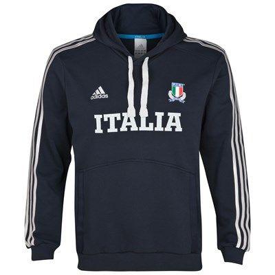 Italy Rugby Hooded Sweatshirt