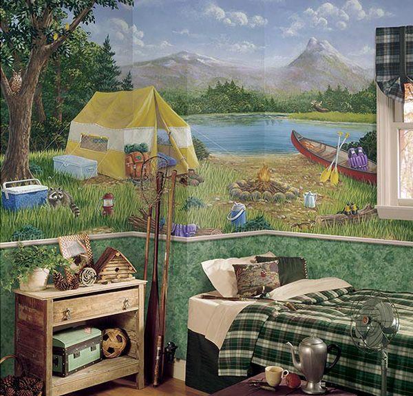 campfire room we ♥ this! calabresegirl.com