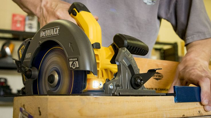 The king of cordless circular saws is still up for debate. Here's a look at DeWalt's FlexVolt - coming in with a 60-volt pedigree and a legitimate claim.   #DeWalt #circularsaw #tools #powertools #cordlesstools #construction #remodeling #renovation #FlexVolt  https://www.protoolreviews.com/tools/power/cordless/saws-cordless/dewalt-flexvolt-60v-max-circular-saw/24733/