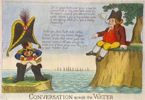 Early-19th-century-Political-Satire-Cartoon-John-Bull-Napoleon-Poster-A3-Print
