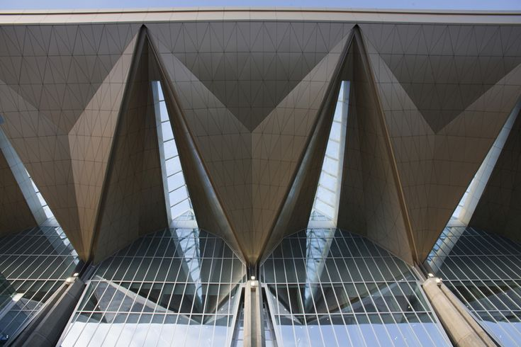 Gallery of Pulkovo International Airport / Grimshaw Architects + Ramboll + Pascall+Watson - 3