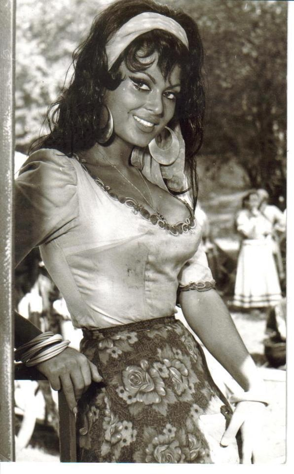 Türkan Şoray / Vintage Turkish Movie Star