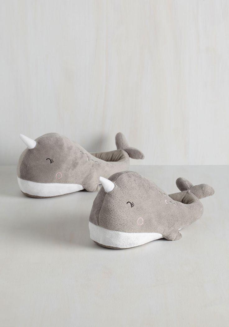 Sea-son to Snuggle USB Foot Warmers, @ModCloth