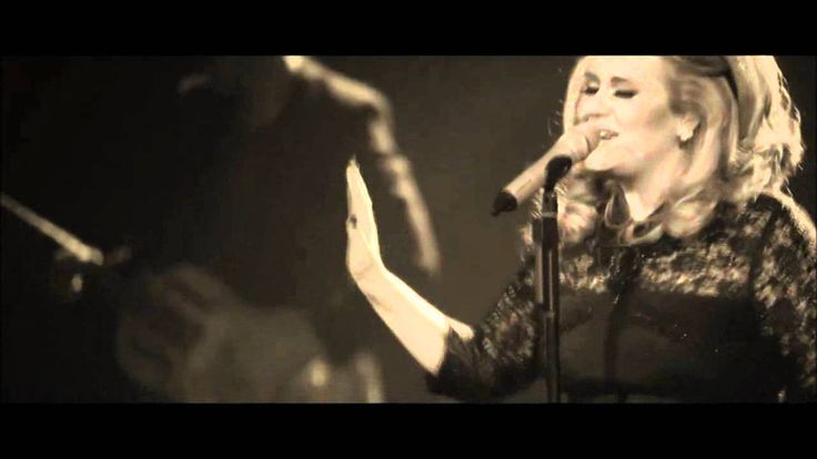 AdeleVEVO / Adele - Rumor Has It (Official Video) (+playlist)