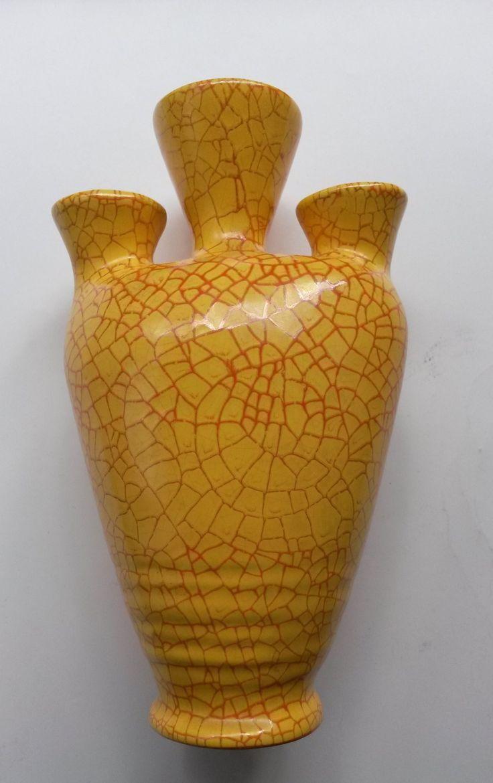 Gorka váza 21cm - Kerámia | Galéria Savaria online piactér - Antik, műtárgy, régiség vásárlás és eladás