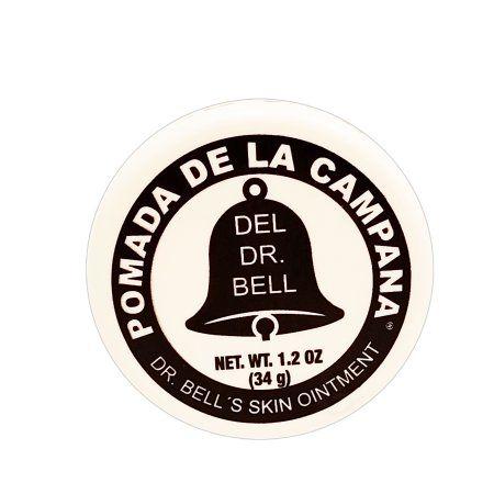 Dr. Bells Pomade 1.2 oz - Pomada de La Campana, White
