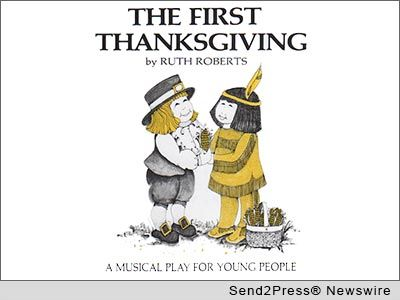 Ruth Roberts Music Brings the Magic of 'The First Thanksgiving' to Your Family