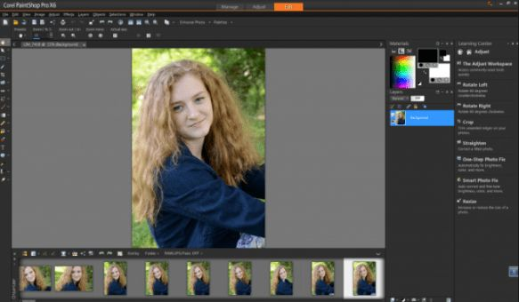 Corel PaintShop Pro X6 Ultimate Crack Keygen Download Free