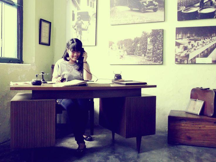 Museum Tjong A Fie Medan di Medan, Sumatera Utara