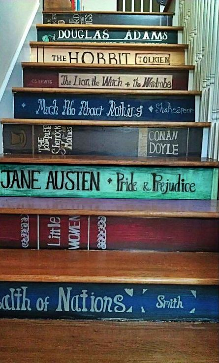 Anything and everything to do with books.