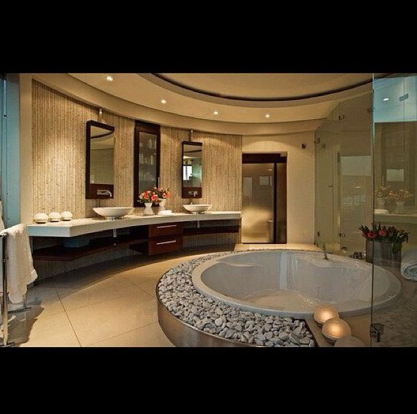 21 best Fancy Bathrooms images on Pinterest | Bathroom ...