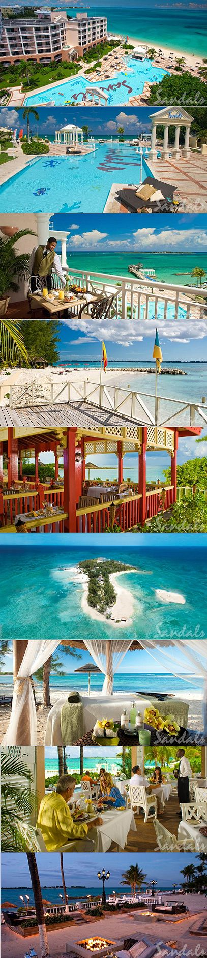 Best 25 royal bahamian ideas on pinterest sandals for Recommended vacations for couples