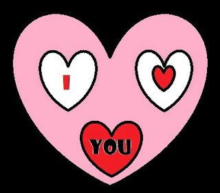 The Way It Is: I LOVE YOU!! WHO?