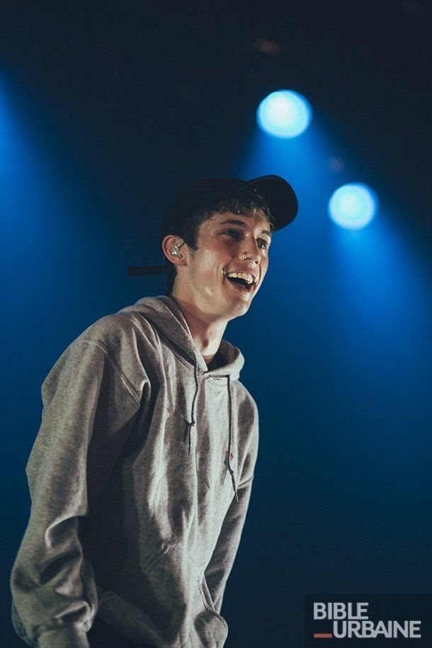 And here we see the Troye in its natural habitat