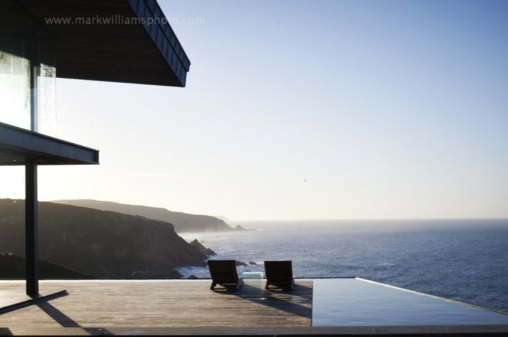 """Also called """"The James Bond House""""  The Cove, Knysna http://www.perfecthideaways.co.za/Details/The-Cove #luxury #knysna #accommodation"""
