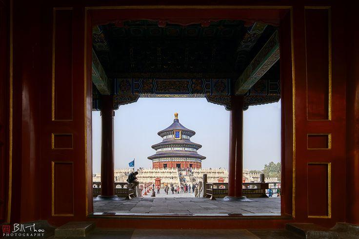 https://flic.kr/p/RMsU62 | Temple of Heaven | Temple of Heaven, Beijing, China, November 2016.