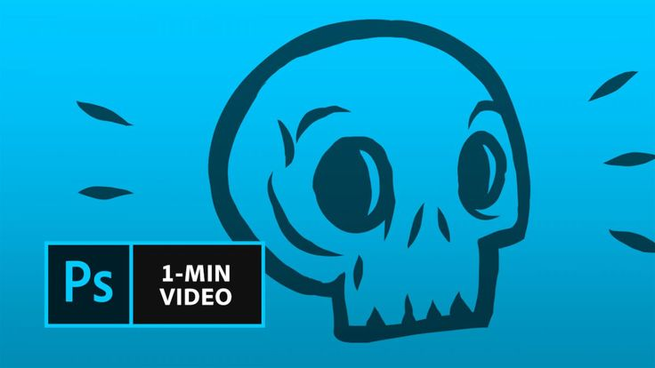 This video from Adobe will show you how to make an animated GIF in just one minute!