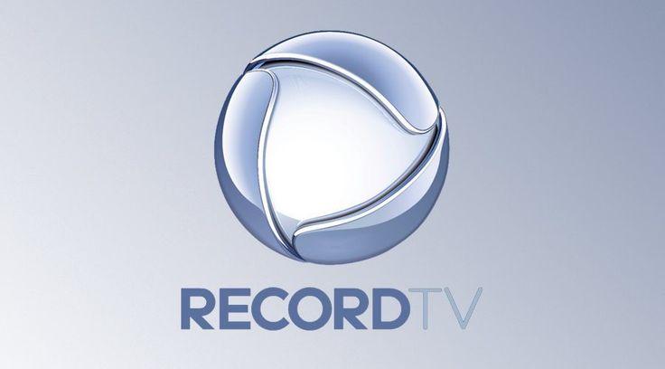 Novo logo da Rede Record, que irá se chamar RecordTV