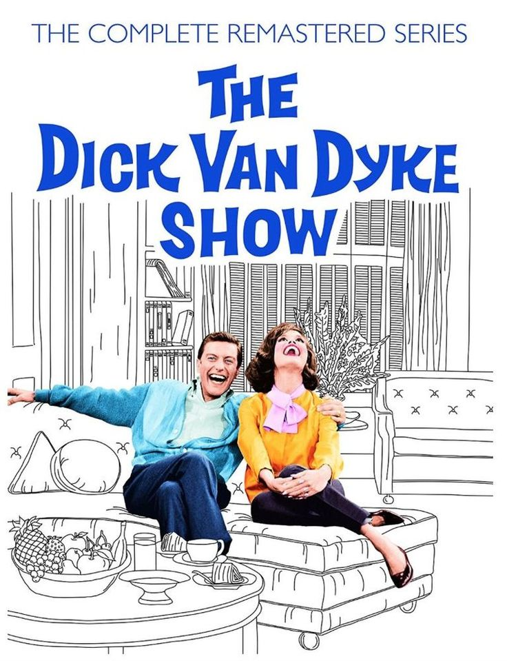 For five years, comic legends #DickVanDyke and #MaryTylerMoore lit up the living rooms of homes across America as stars of The #DickVanDykeShow. First airing on October 3rd 1961, the #CBS #series followed the misadventures of comedy writer Rob Petrie ( #Dyke ), his wife Laura ( #Moore ), their neighbors, and co-workers. #DVD #Complete #TV