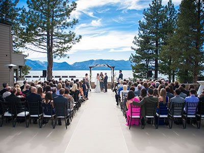 The Landing Resort and Spa South Lake Tahoe California Wedding Venues 1