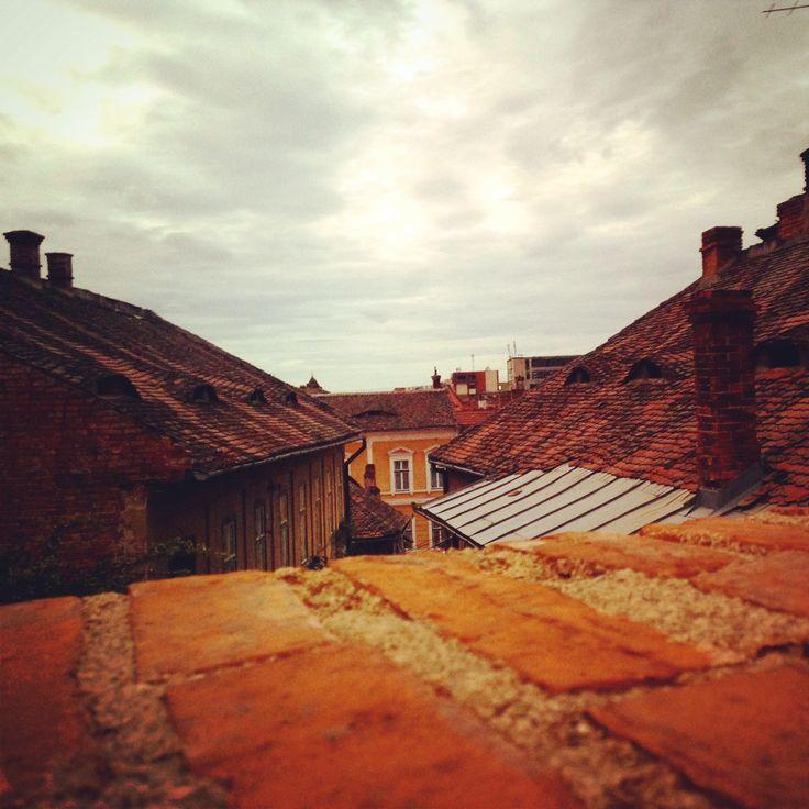 Sibiu #oldcity #amazingplace