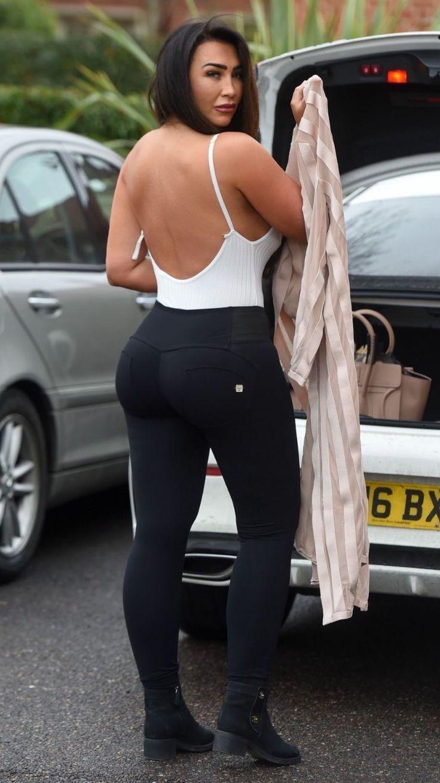 Lauren Goodger  ass  Lauren goodger Fashion et Style