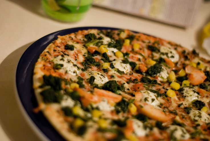 at uploaded by user pizza droetker forward szpinakowa uczta # pizza ...