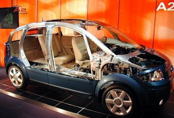 audi a2 aluminium frame - Google zoeken