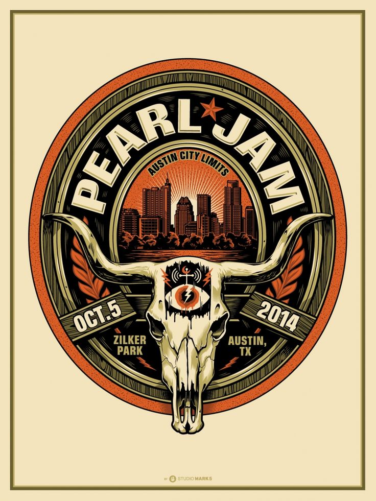 368 best images about pearl jam posters on pinterest