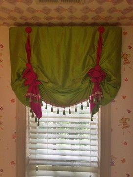 Window Treatments eclectic-window-treatments