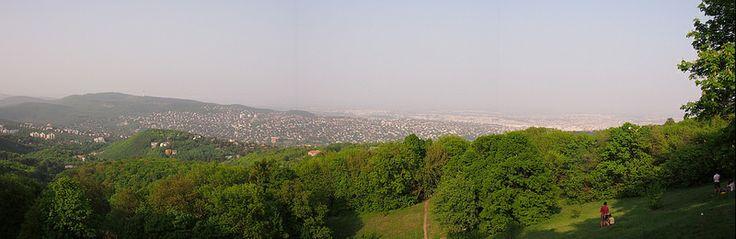 Normafa - Budapest, Hungary