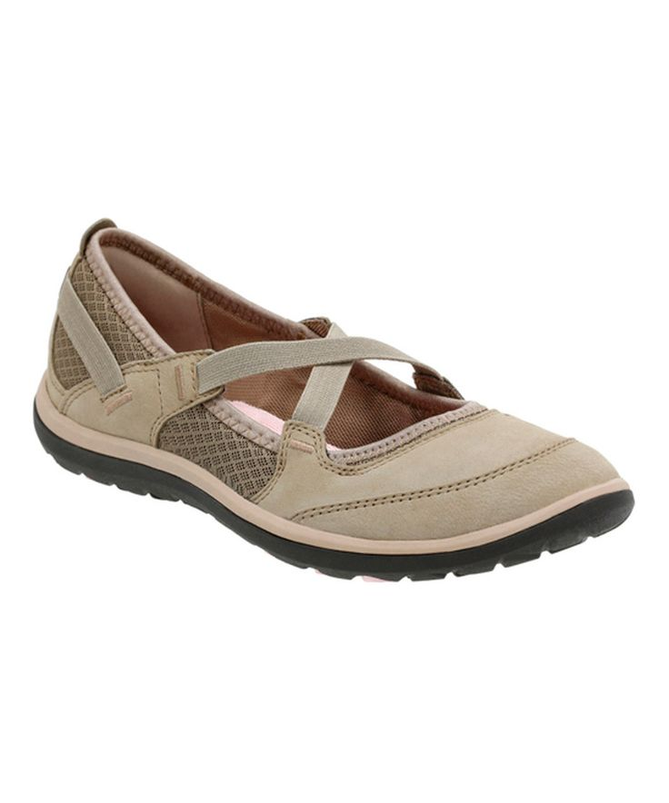 This Brown Aria Leather Mary Jane by Clarks is perfect! #zulilyfinds