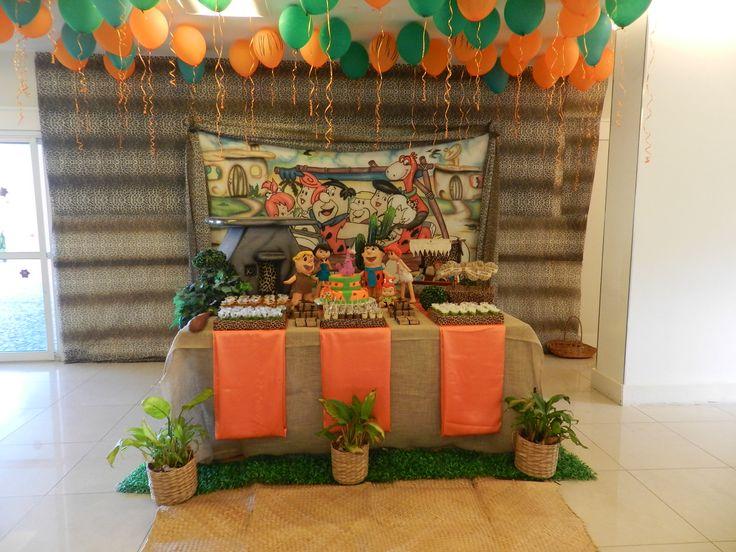 Festa Flintstones