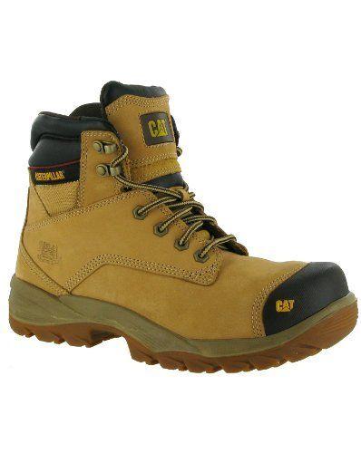 Caterpillar Spiro Honey Lace-Up Safety Steel Toe Cap Mens Work Boot Caterpillar, http://www.amazon.co.uk/dp/B00G0Y8CBO/ref=cm_sw_r_pi_dp_HAKzsb09GQ1EV