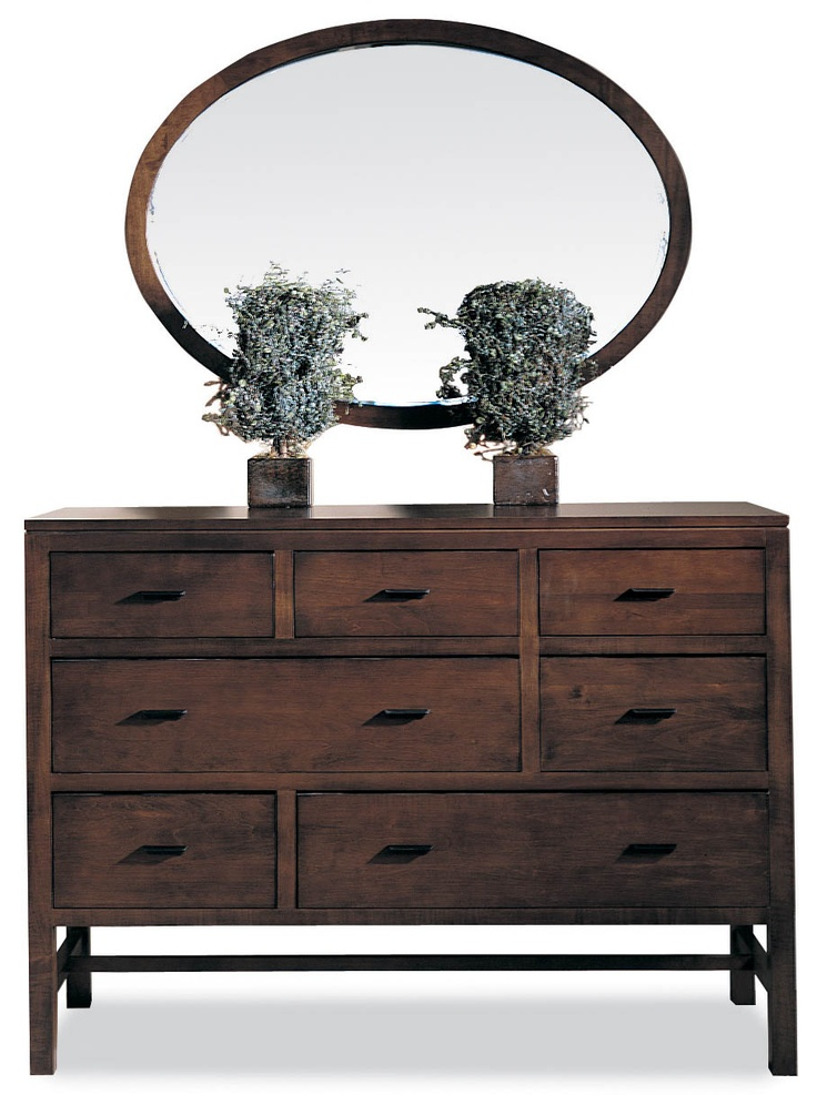 Soma collection casual contemporary solid maple made for Solid maple wood bedroom furniture