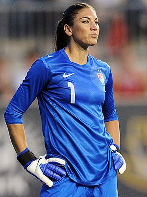 Hope Solo #futbol #futebol #soccer #solo #uswomen #usa #women