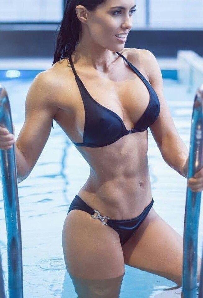 Variant does bikini girl sport speaking