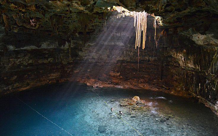 Kroatien Höhlentauchen