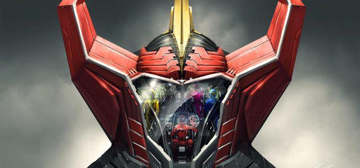 series mix: Power Rangers – Atores do novo filme divulgam víde...