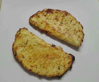 Cheto Chef: Calzoni di cavolfiore di Michela Battani