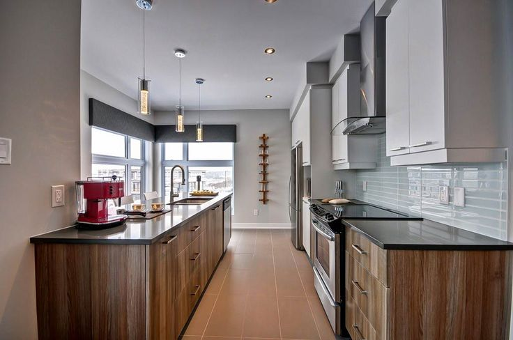 Y condos et Loft: kitchen & coffee spot! - Best of modern appartment - condo -  Architecture