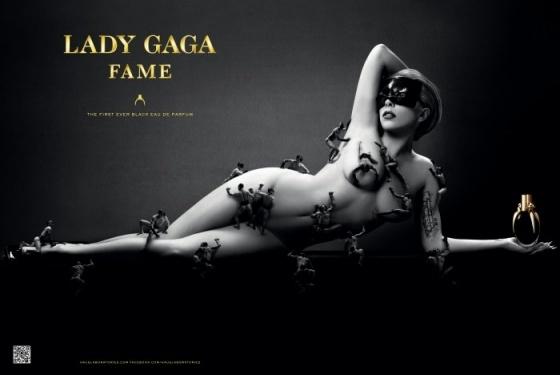 Masks, Man Thongs, Nudity: Introducing Lady Gaga's Debut Fragrance Ad -- The Cut