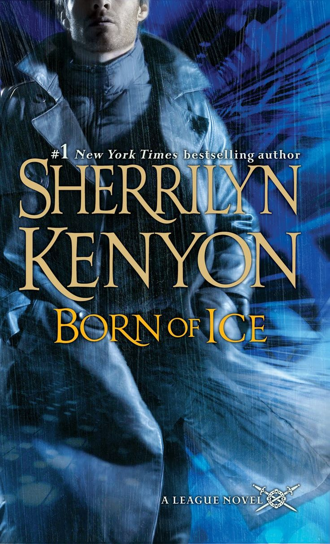 Born Of Ice, League Series  Sherrilyn Kenyon