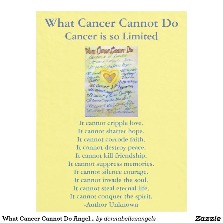 1000+ Images About What Cancer Cannot Do Poem Art Gallery