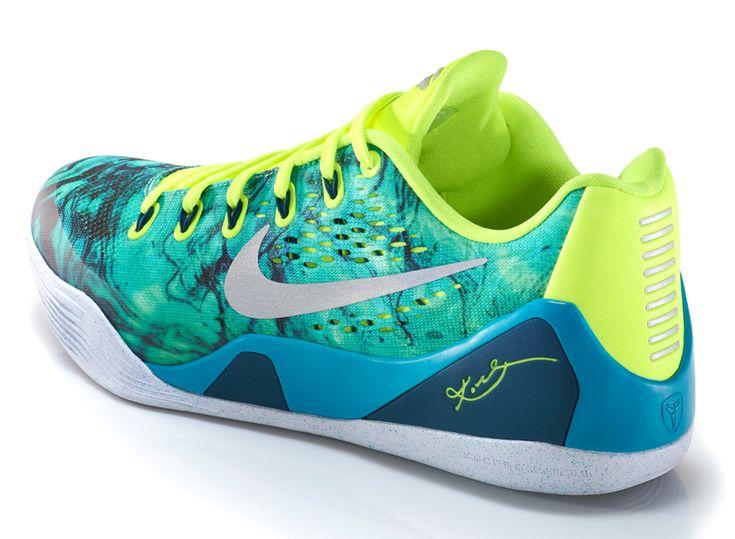 """Nike Kobe 9 EM Premium """"Gym Red"""