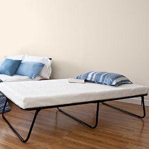 Best Sleep Master Traveler Premier Folding Twin Guest Bed Plus 400 x 300