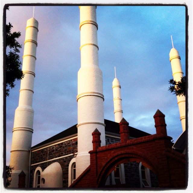Adelaide Mosque - South Australia