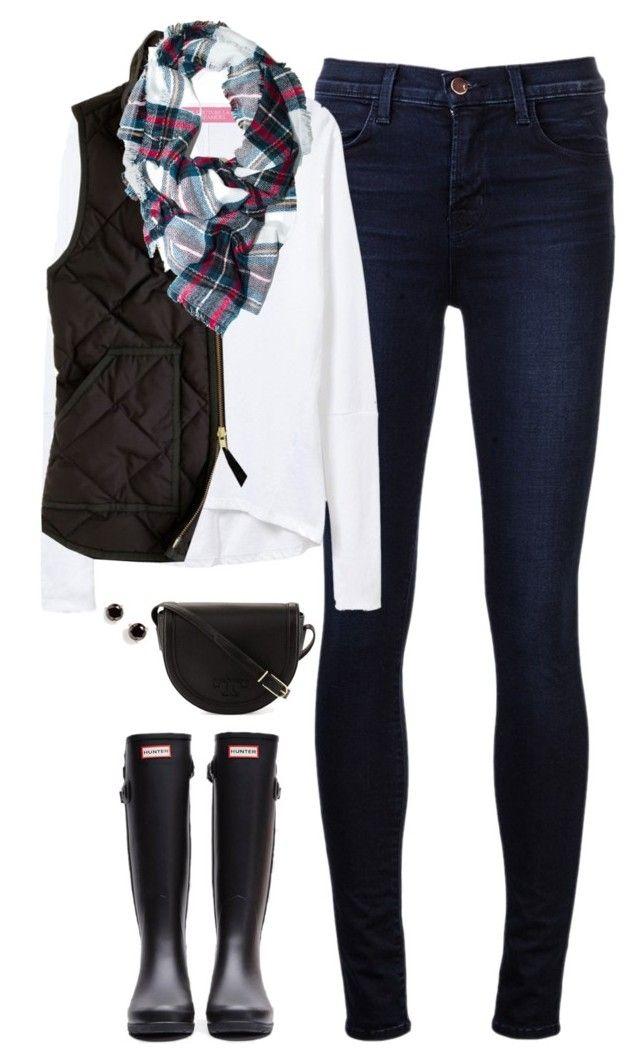 Para el invierno. La camisa blanco, los azul jeans, el chaleco negro, la bufanda rojo, azul, blanco, y negro, la bota negro, y la bolsa negro. Cuestan $772 / 679.36€