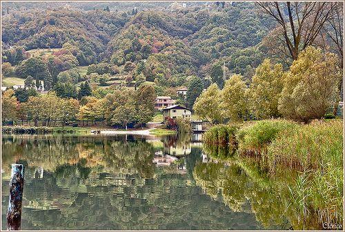 ITALY, Lago di Endine - Monasterolo del Castello | Flickr - Photo Sharing!